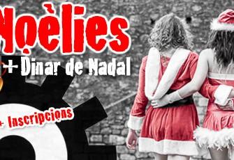 Shooting amb les Noèlies i Dinar de Nadal