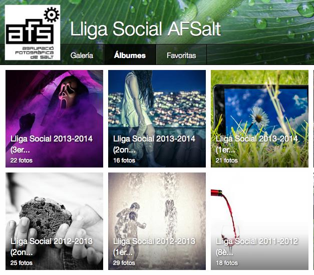Lliga Social