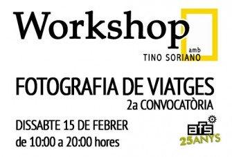 Workshop Fotografia de Viatges – 2a Convocatòria