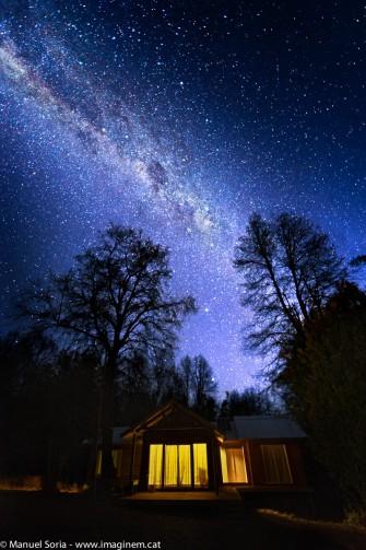 Taller de Paisatge Astronòmic