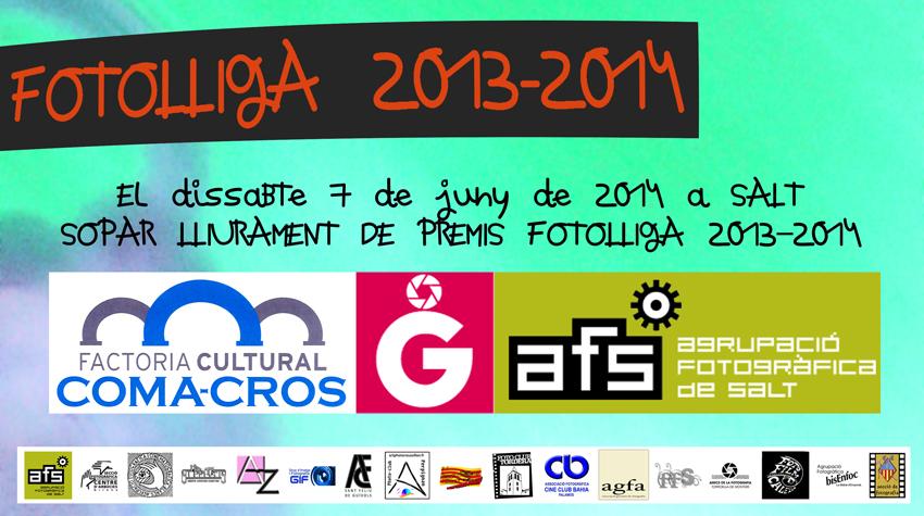 Sopar Fotolliga 2013-2014