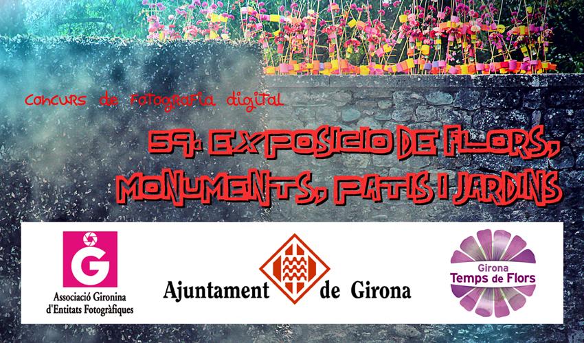 Concurs Girona Temps de Flors 2014