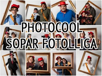 Photocool sopar Fotolliga 2014