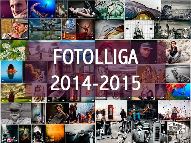 Fotolliga 2014-2015