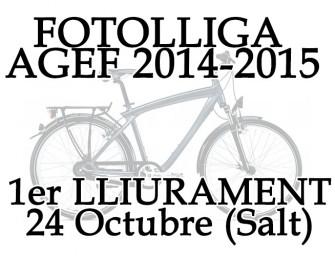 """1er Lliurament FotoLliga – Tema """"Bicicletes"""""""