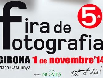5a Fira de la Fotografia de Girona