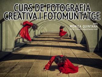 Curs de Fotografia Creativa i Fotomuntatge