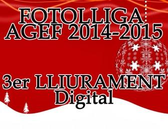 "3er Lliurament FotoLliga – Tema ""Vermell"""