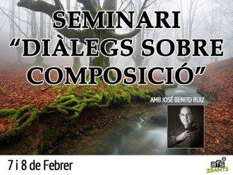 Seminari Diàlegs sobre Composició