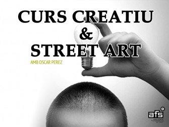 Curs Creativitat & Street Art