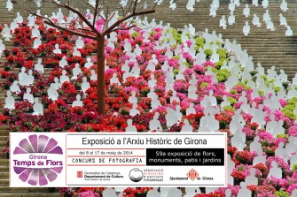 Exposició Girona Temps de Flors