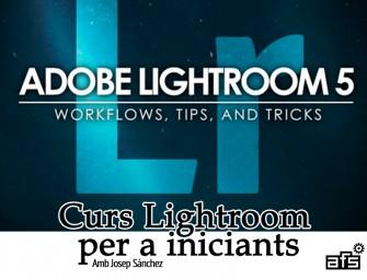Curs Lightroom per a iniciants