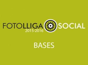 Convocatoria Lliga Social 2015-2016