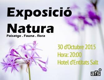Exposició Natura: Paisatge, fauna, flora