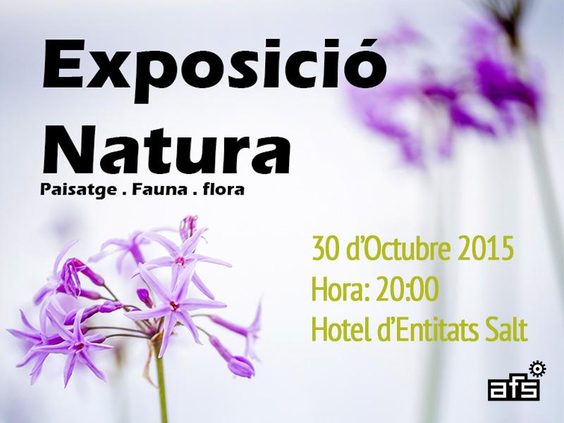 Cartell2-Expo Natura 2015