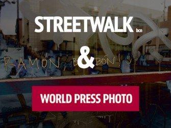 BCN StreetWalk & World Press 2015