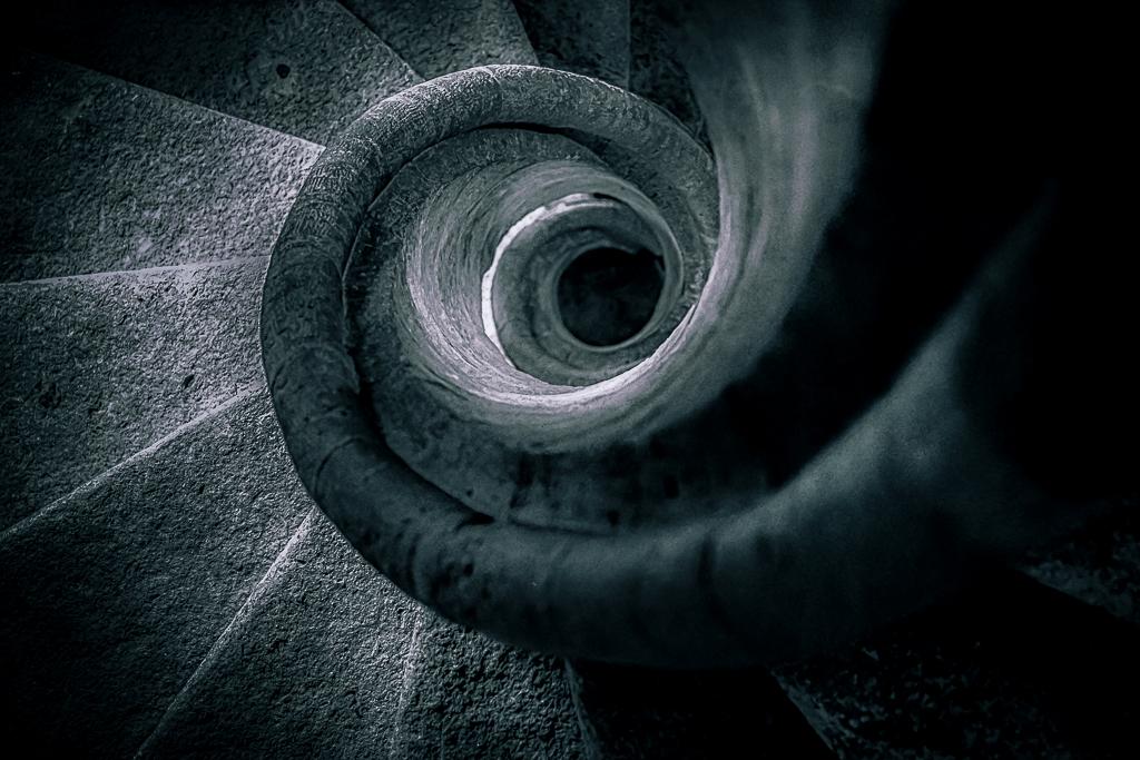 die Treppe – 9.33