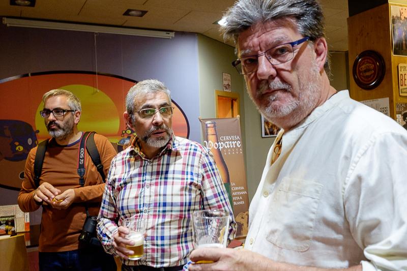 Inauguració Expo Lliga Social