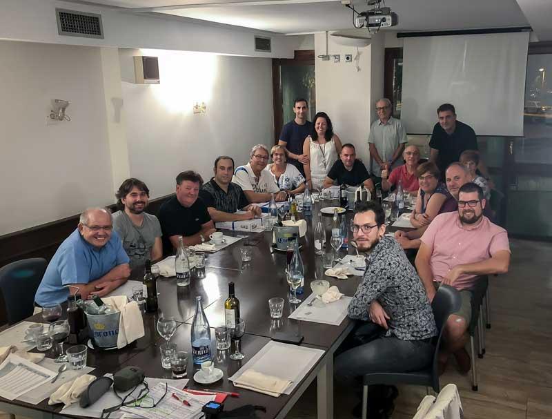 Sopar entrega de premis Lliga Social 2017 2018