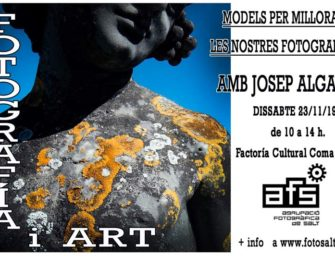 Workshop Fotografía i Art per Josep Algans