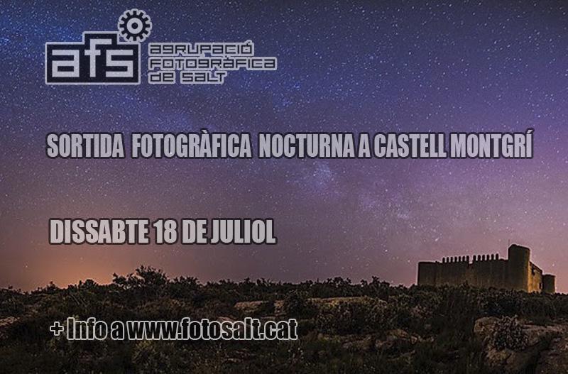 Nocturna Castell Montgrí