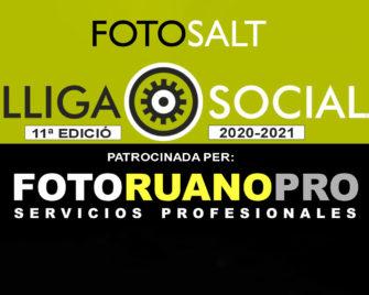 Comença la Lliga Social 2020-2021
