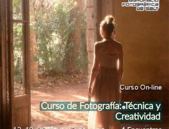 Workshop online de Fotografía Creativa