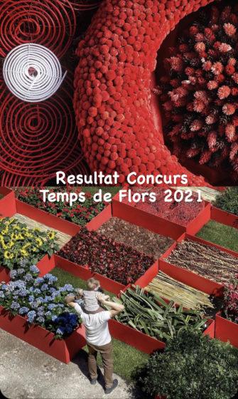 RESULTAT CONCURS FOTOSALT TEMPS DE FLORS 2021