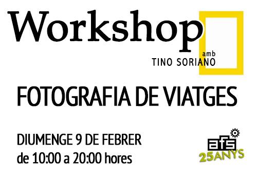 Workshop Fotografia de Viatges