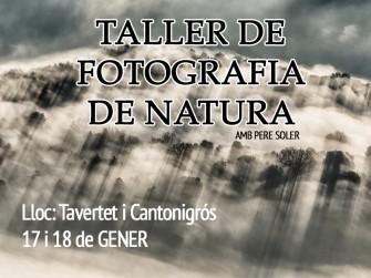 Taller de Fotografia de Natura