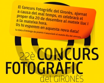22è Concurs Fotogràfic del Gironés