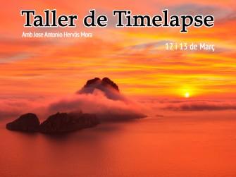 Taller de Timelapse
