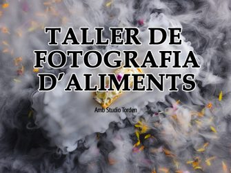 Taller de Fotografia d'Aliments