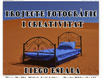 Taller de projecte fotogràfic i creativitat amb Diego Espada