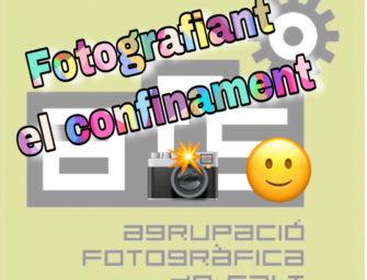 Fotografiant el confinament